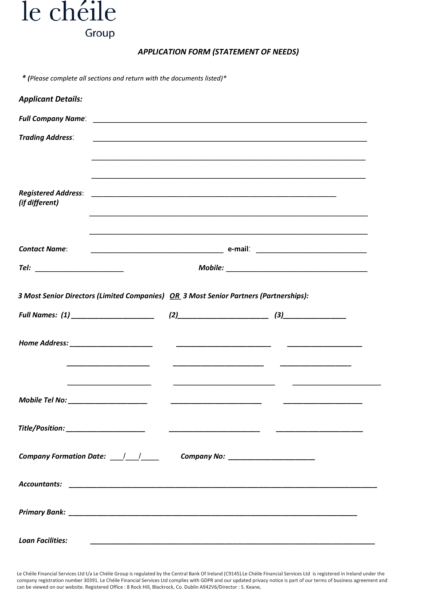 bond application thumbnail